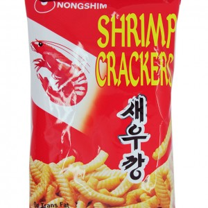 韩国 Nongshim 虾条 2.6oz-0
