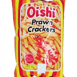 菲律宾 Oishi 虾条 3.35oz-0
