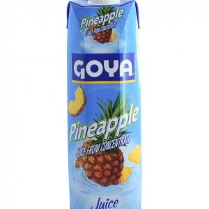 Goya 菠萝汁 1L-0