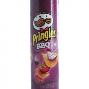 Pringles BBQ味薯片 5.96oz-0