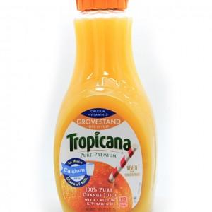 Tropicana 橙汁(多果肉富含钙和维他命D) 59fl oz-0