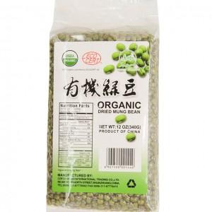 青竹 有机绿豆 12oz-0