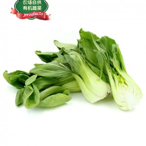 上海苗 (农场自供,有机蔬菜)1.2-1.4lbs-0