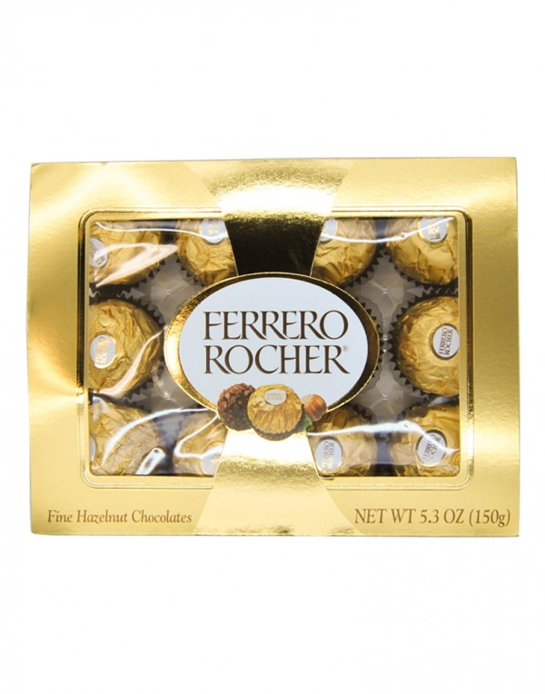 瑞士 费雷罗 榛仁巧克力 150g-0