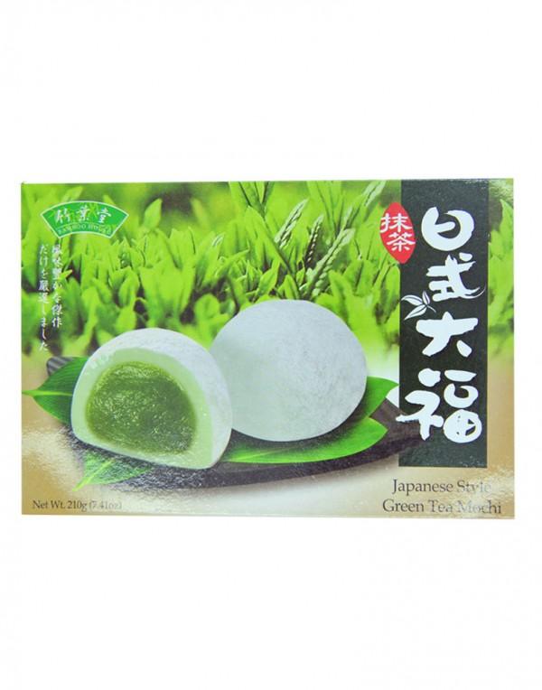 台湾 竹叶堂 抹茶大福饼 210g-0