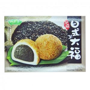 台湾 竹叶堂 芝麻大福饼 210g-0