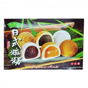 台湾 竹叶堂 日式麻薯 450g-0
