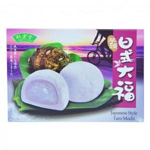 台湾 竹叶堂 香芋大福饼 210g-0