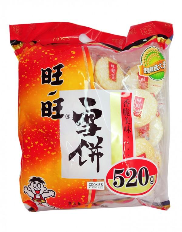 旺旺 雪饼 520g-0