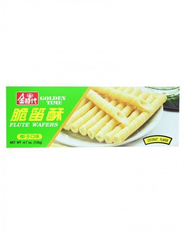 泰国 金时代 椰子味脆留酥 135g-0