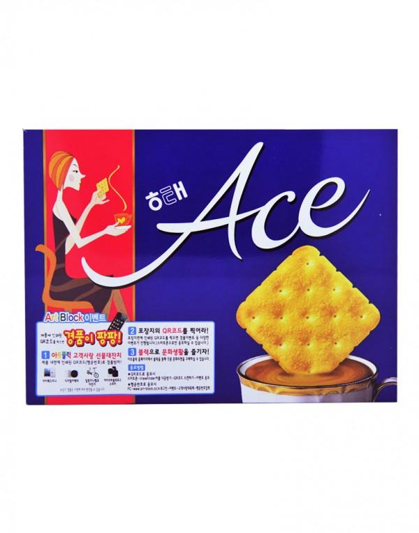 韩国 ACE 苏打饼干 364g-0