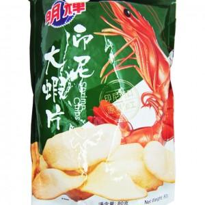 明辉 印尼大虾片 80g-0