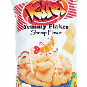 菲律宾 上好佳 Yummy虾片 60g-0