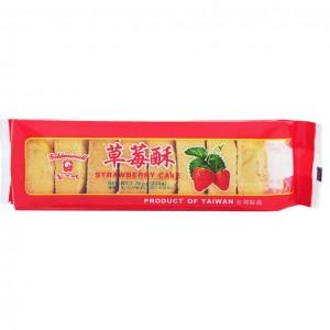 金之味 草莓酥 220g-0