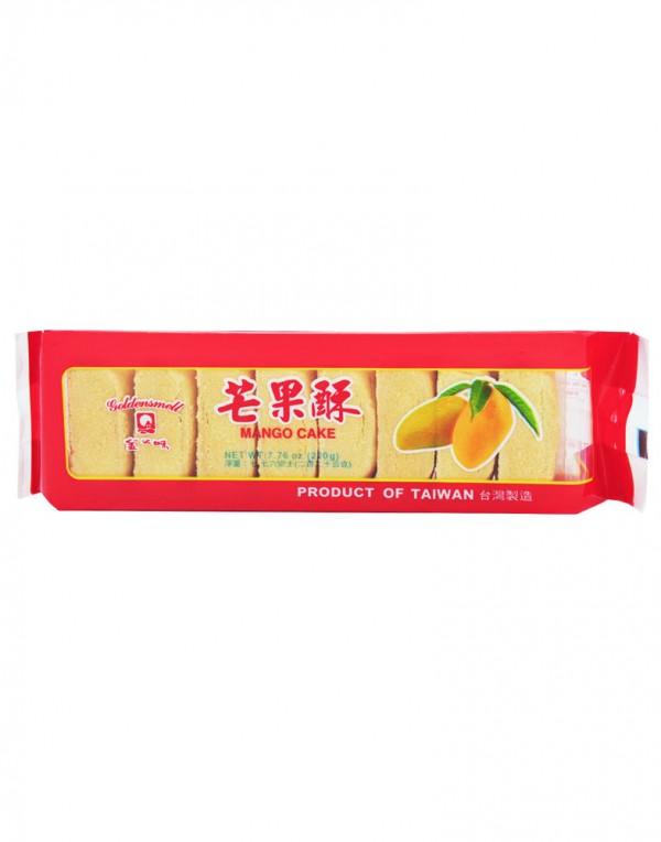 金之味 芒果酥 220g-0