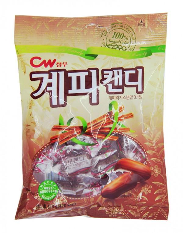 韩国 CW 肉桂糖 120g-0