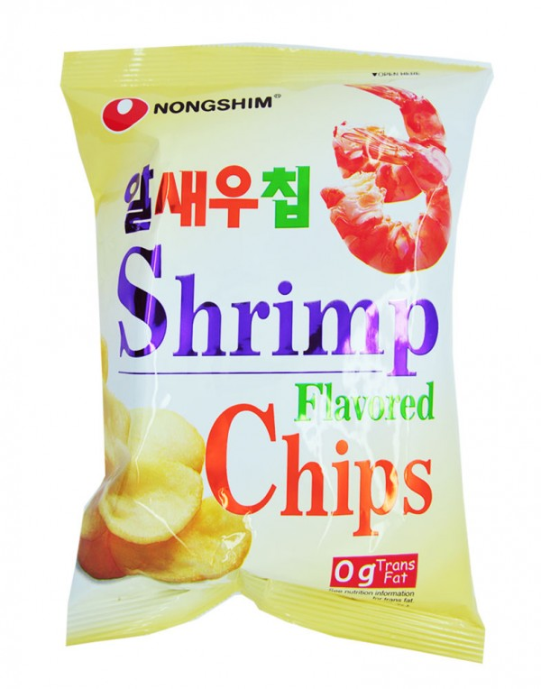 韩国 农心 虾片 45g-0