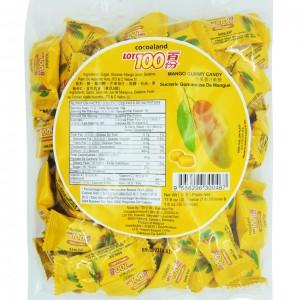马来西亚 Cocoaland 芒果果汁软糖 17.6oz-0
