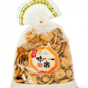韩国 味乐 猫耳脆饼 300g-0