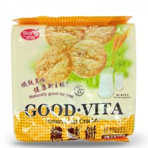 思朗 原味纤麸饼 380g-0
