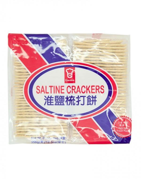 香港 嘉顿 淮盐苏打饼 350g-0