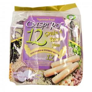 韩国 Crispi Roll 谷物蛋卷 (芋头口味) 180g-0