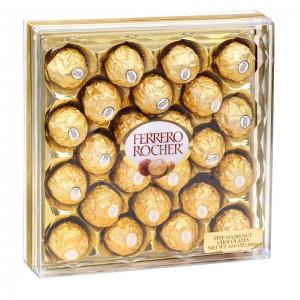 瑞士 费雷罗 榛果威化巧克力 300g-0