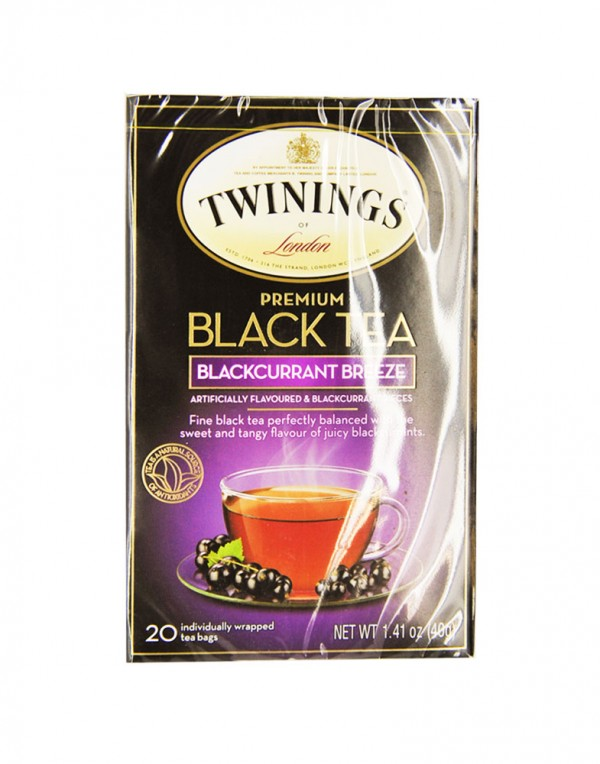 Twinings 精选 红茶 1.41oz-0