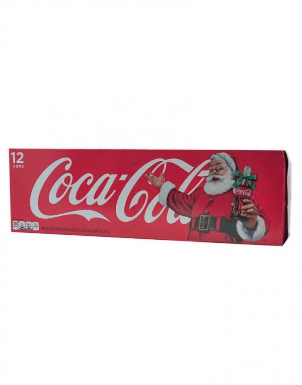 可口可乐公司 可口可乐 12罐装-0