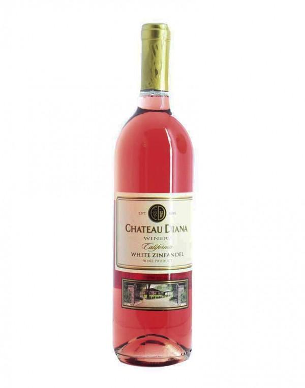 美国 Chateau Diana White Zinfandel 白葡萄酒 750ml-0