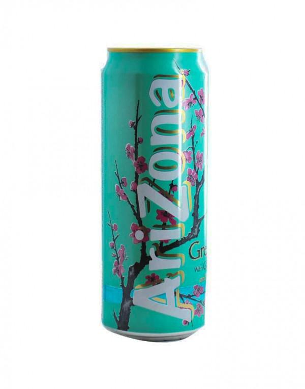 Arizona 绿茶 (人参蜂蜜) 680ml-0