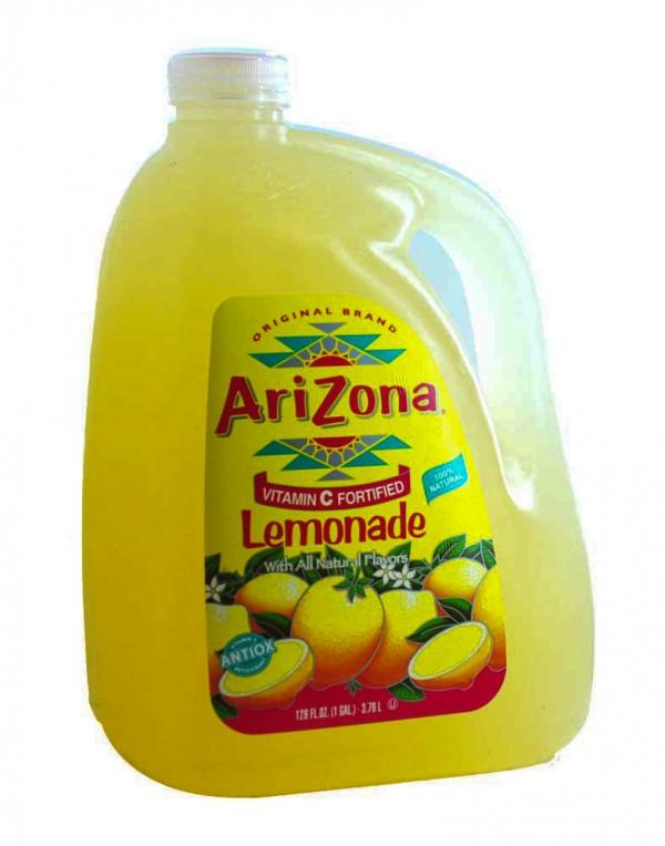 Arizona 果汁 (柠檬汁) 3.78L-0