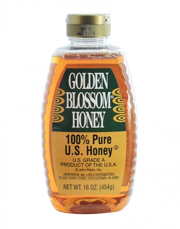 Golden Blossom 蜂蜜 16oz-5410