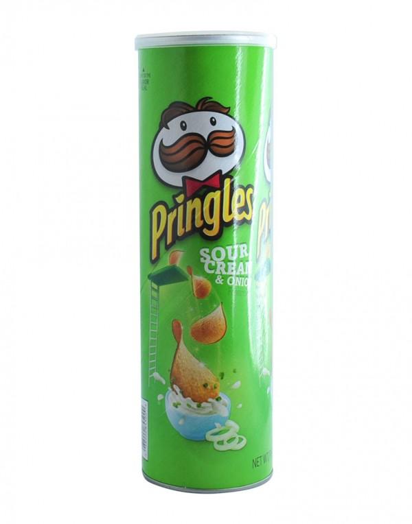 Pringles 酸洋葱味薯片 5.96oz-0