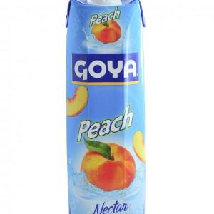 Goya 桃汁 1L-0