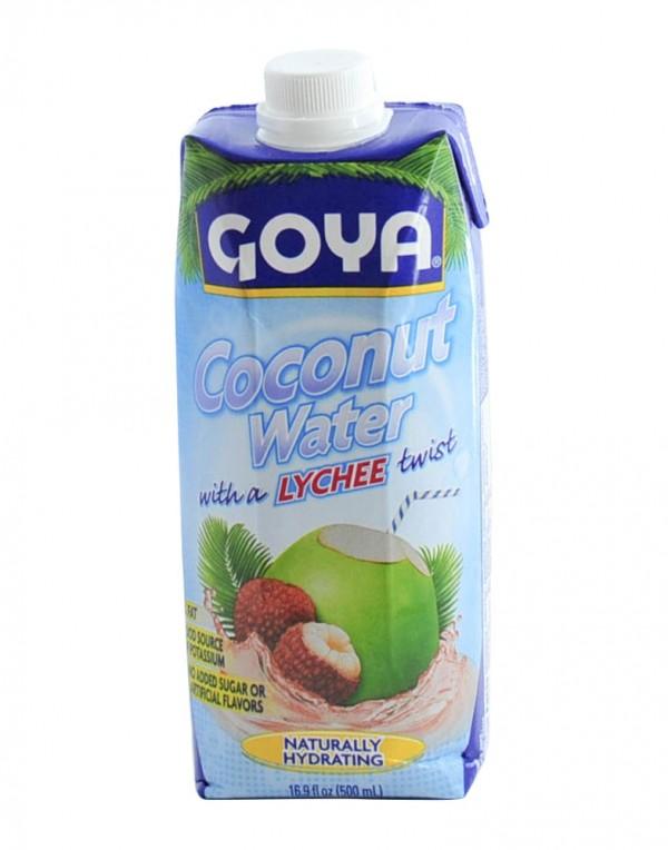 Goya 荔枝椰子汁 500ml-0