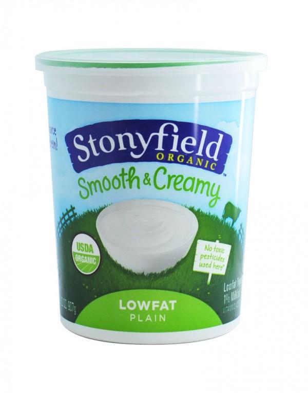 Stonyfield 低脂酸奶 2lb-0