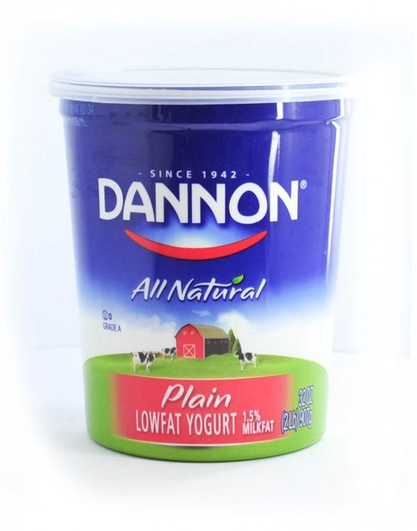 Dannon 1.5%脂肪酸奶 2lb-0
