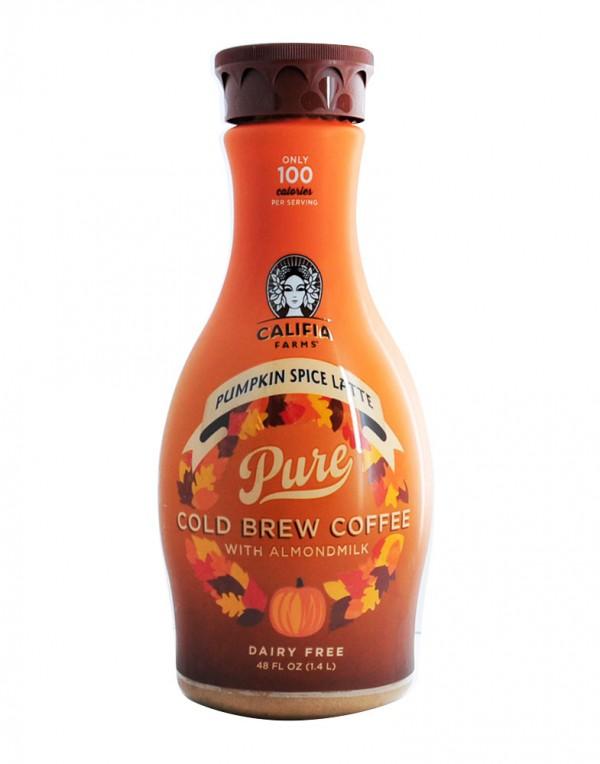 Califia Farms 南瓜味拿铁咖啡 48fl oz-0