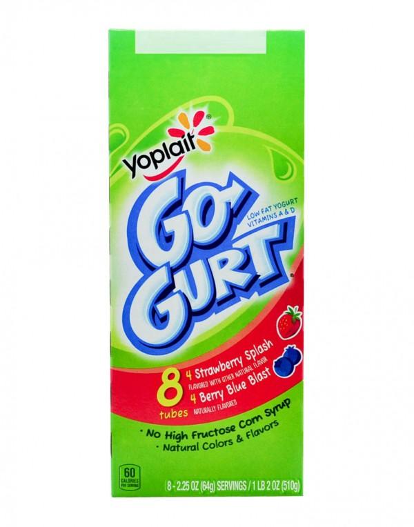Yoplait 8种水果混合酸奶 1lb-0