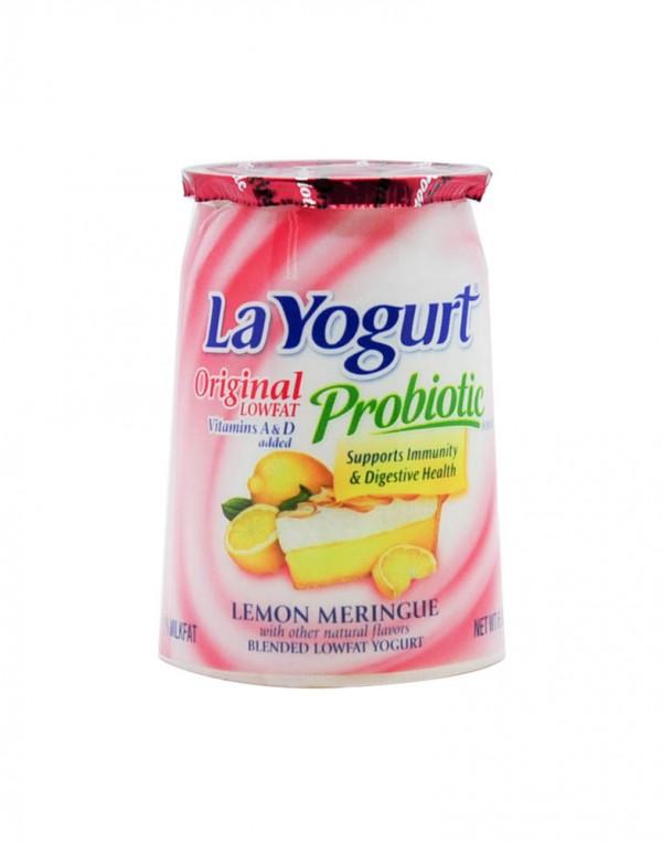La Yogurt 柠檬酸奶 6oz-0