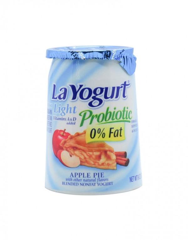 La Yogurt 苹果酸奶 6oz-0