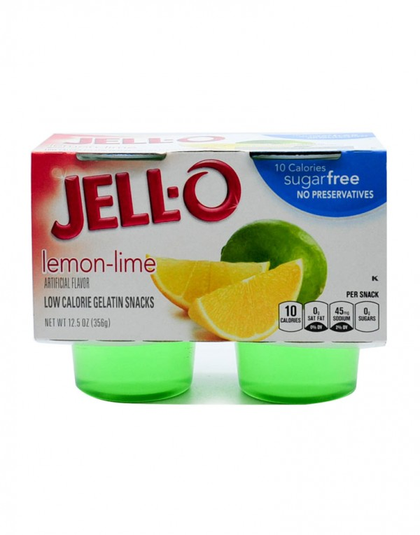 Kraft Jell-O 柠檬味果冻 12.5oz-0