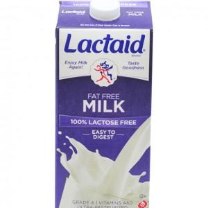 Lactaid 牛奶 (脱脂) 1.89L-0