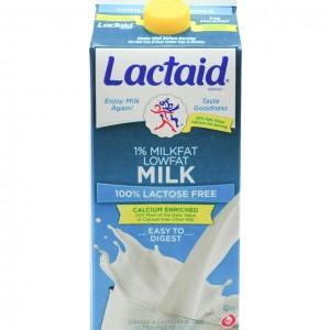 Lactaid 牛奶 (1%半脱脂) 1.89L-0