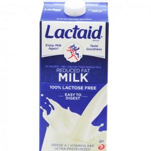 Lactaid 牛奶 (2%半脱脂) 1.89L-0