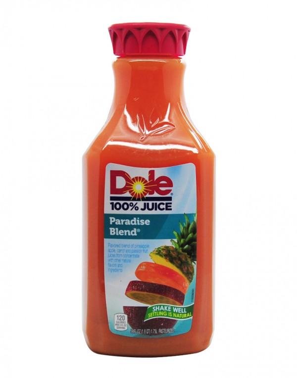 Dole 菠萝苹果胡萝卜混合饮料 59fl oz-0