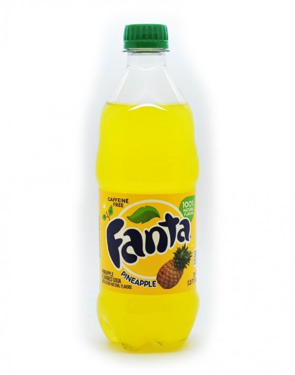 可口可乐公司 芬达(凤梨味) 20 fl oz-0