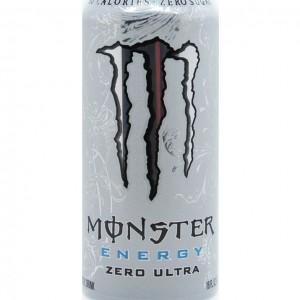 Monster 功能饮料(银爪无糖版)16fl oz-0