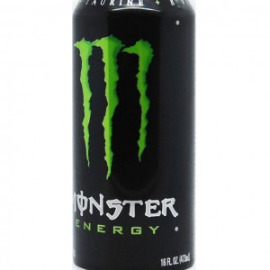Monster 功能饮料(绿爪标准版)16fl oz-0